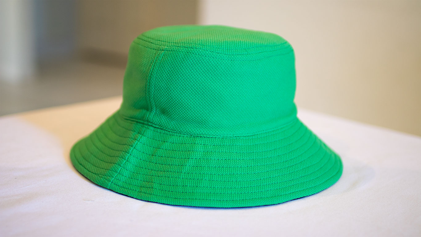 Inside-out: Bucket Hat (Reversible)