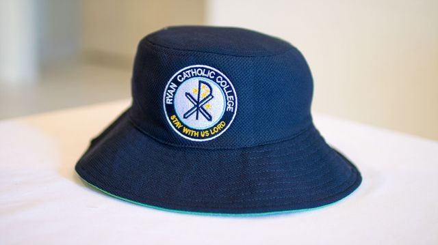Front: Bucket Hat (Reversible)